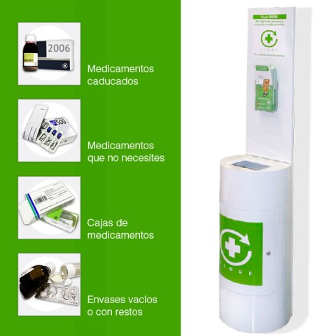 Punto SIGRE - Farmacia Ferrer C.B